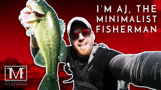 Aj Hauser the Minimalist Fisherman