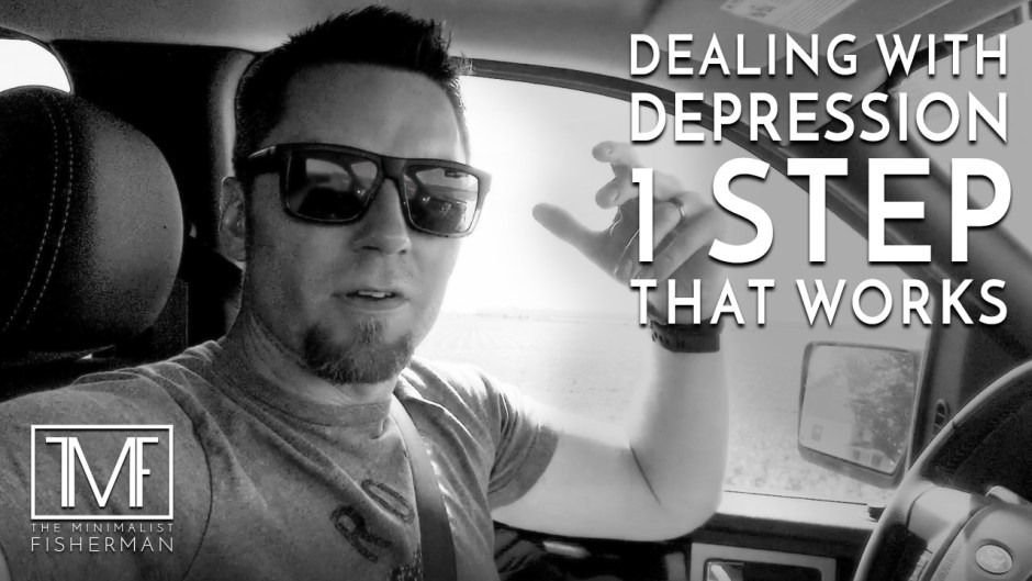 Dealing with Depression   1 Step That Works