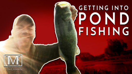 Getting Started with Pond Fishing