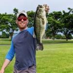AJ Hauser 4lb Largemouth Bass