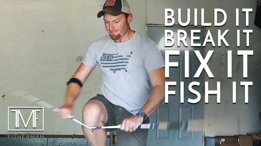 Build It Break It Fix It Fish It