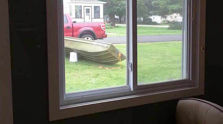 Jon Boat Project Delivery