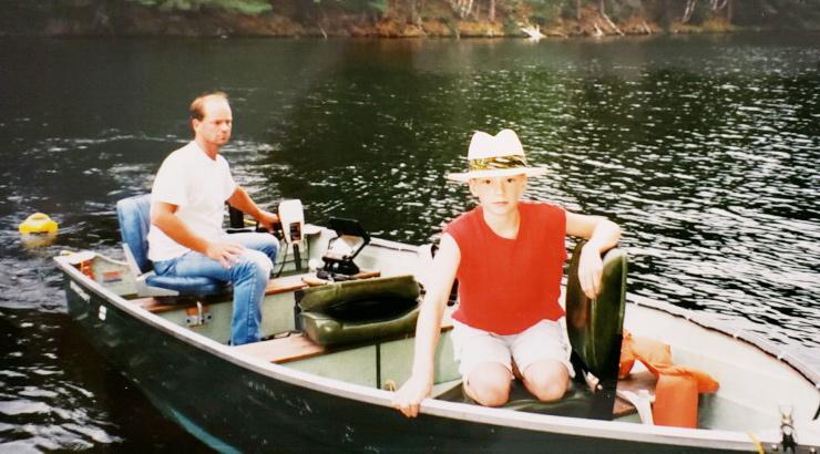 AJ Hauser Fishing Boat