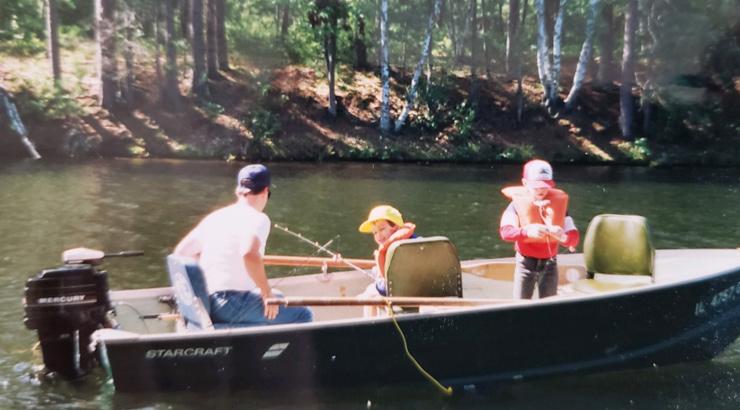 AJ Hauser Fishing Boat Project
