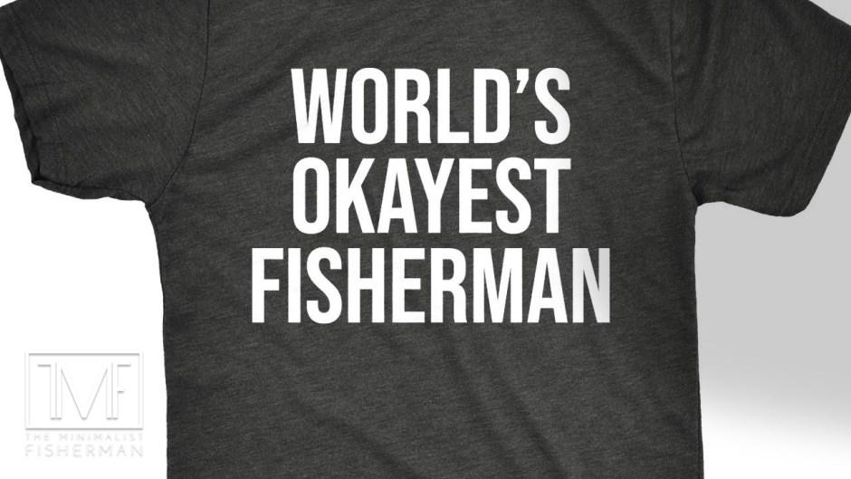I Suck at Fishing