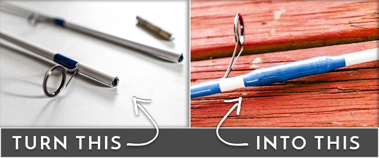 Fix Your Broken Fishing Rod