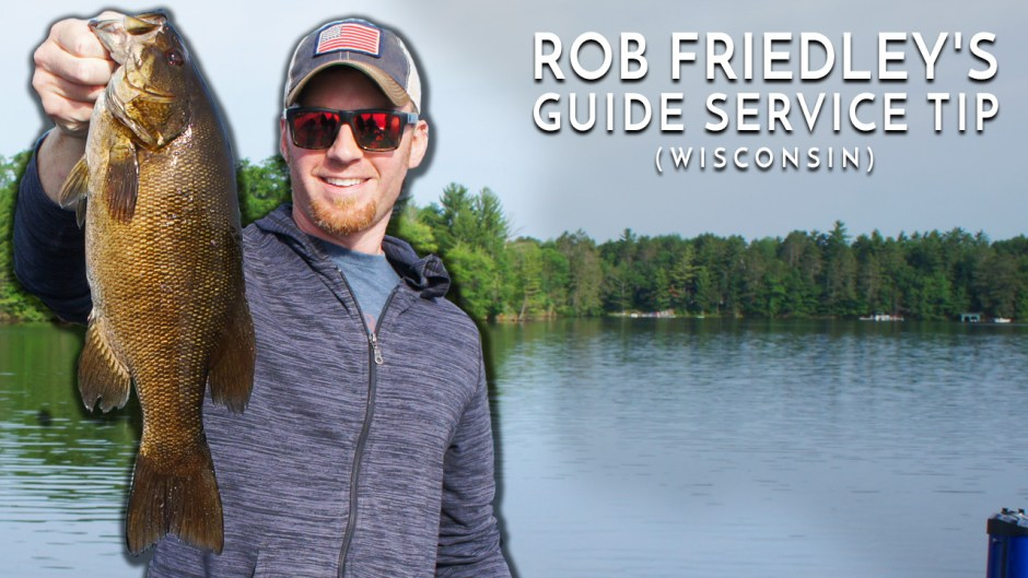 Rob Friedley's Guide Service Tip