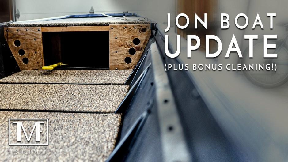 2020 Jon Boat Update