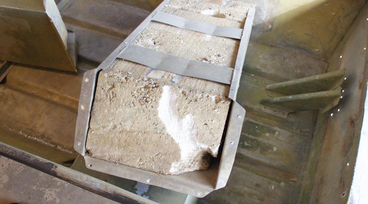 Removing Jon Boat Seat Foam