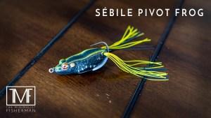 Sebile Pivot Frog