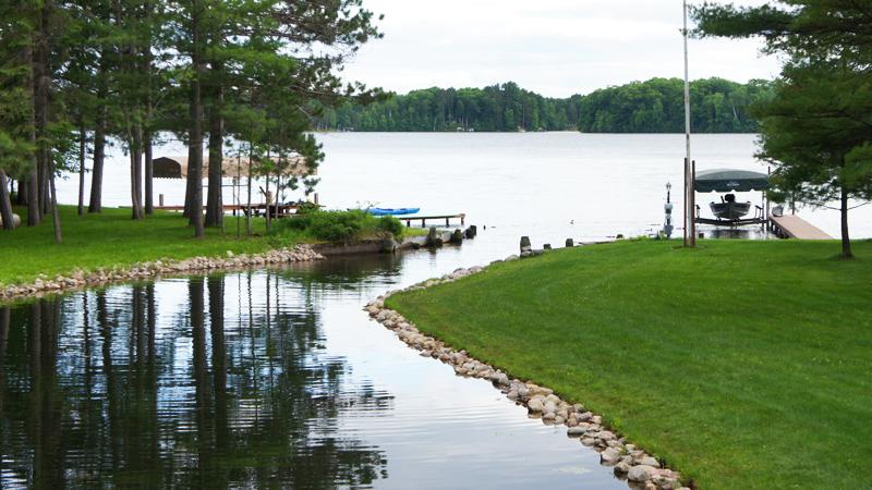 wisconsin little star lake channel
