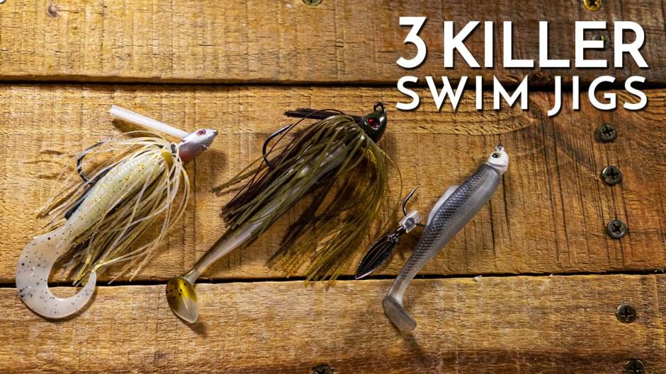 3 Killer Swim Jigs to Start With This Season