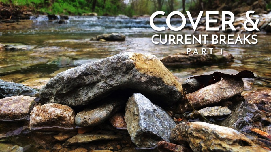 Cover & Current Breaks in Rivers & Streams