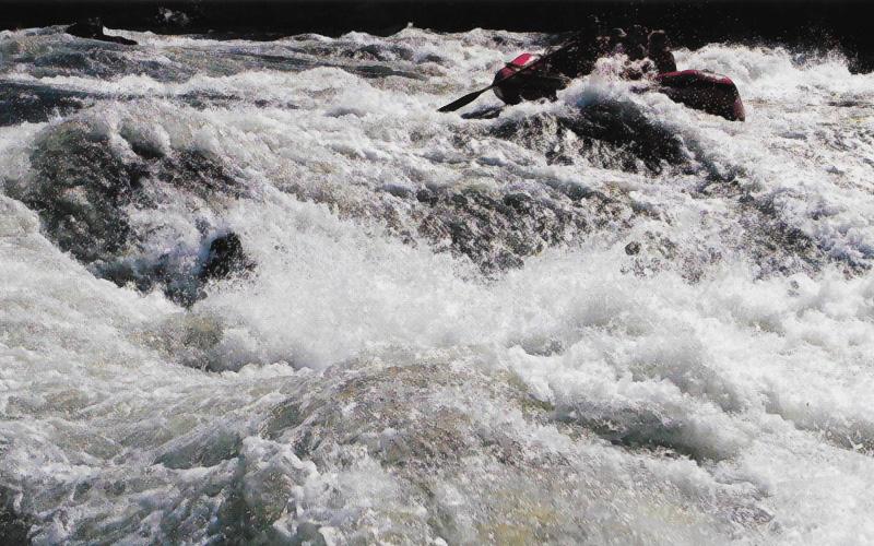 Class 4 Rapids Example