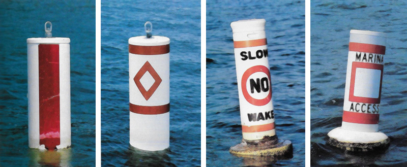 Different Types of Buoys