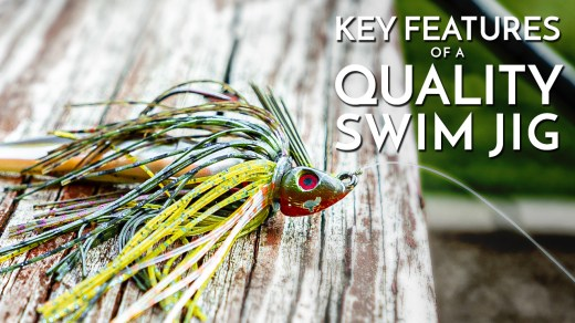Key Features of a Quality Swim Jig