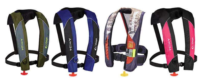 Personal Flotation Devices - PFDs