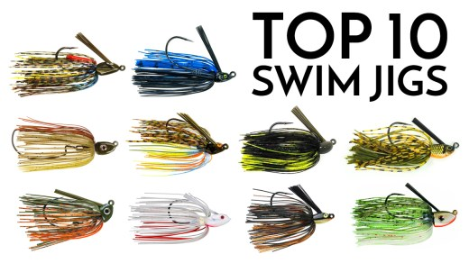 Top 10 Swim Jigs