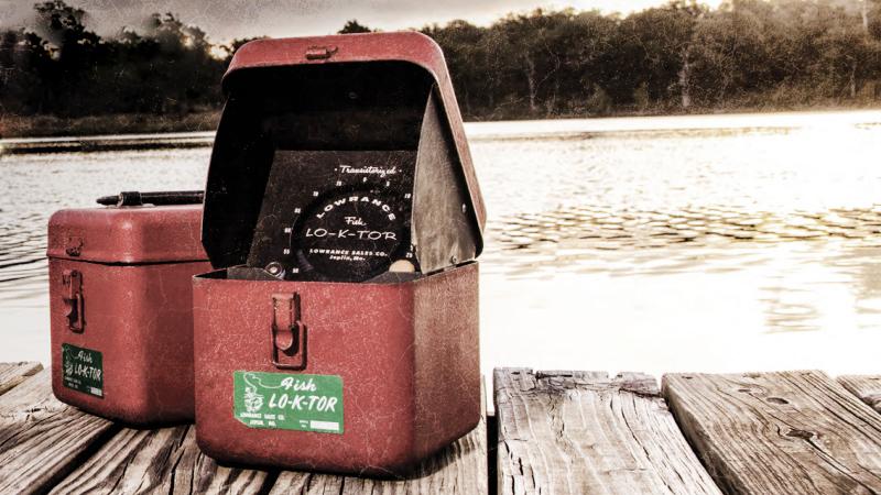 Lowrance Red Box Fish LO-K-TOR