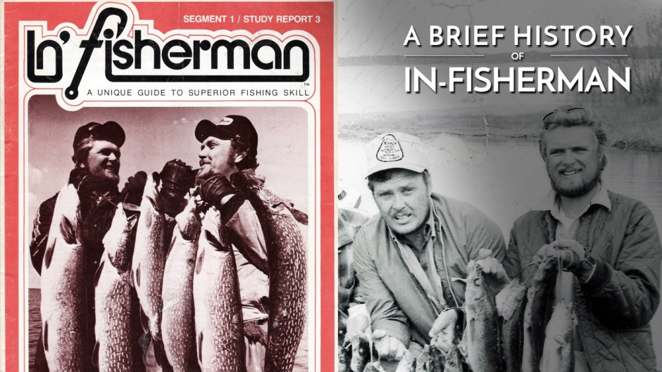 A Brief History of In-Fisherman Magazine