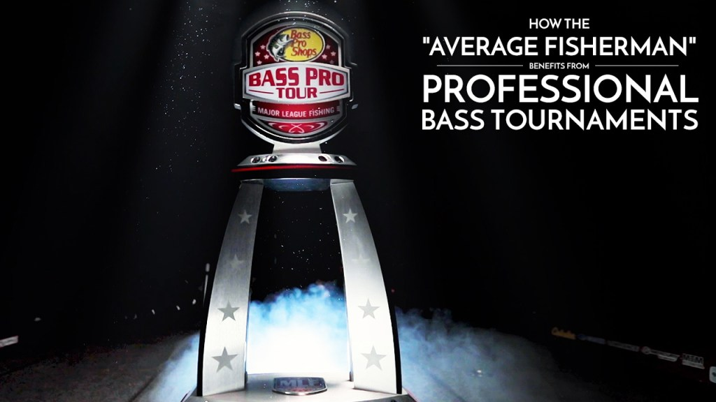 """How """"Average Fishermen"""" Benefit from Professional Bass Tournaments"""