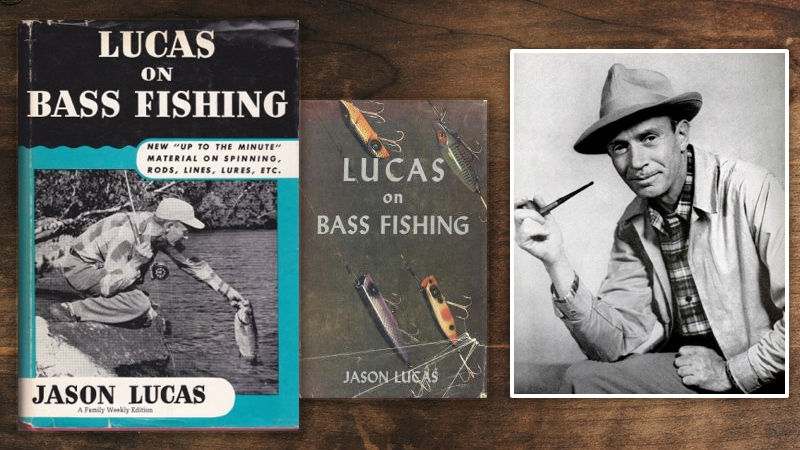 Jason Lucas on Bass Fishing