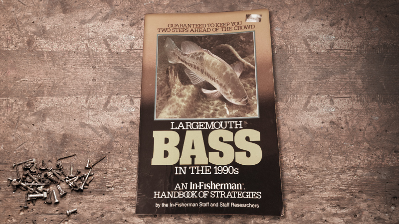 Largemouth Bass in the 1990s: an In-Fisherman Handbook of Strategies