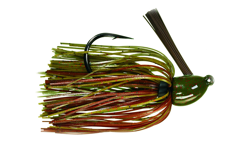"""Strike King """"Hack Attack"""" Heavy Cover Flippin' Jig"""