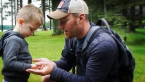 AJ Hauser Fishing Panfish Kids