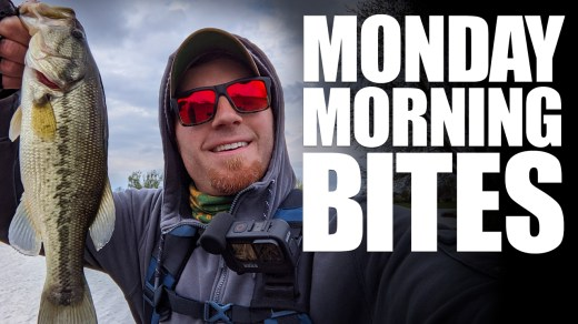 Tough Bite for Early Season Illinois Largemouth Bass | MMB Ep. 1