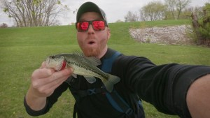 AJ Hauser Largemouth Bass ZMan DieZel Minnow