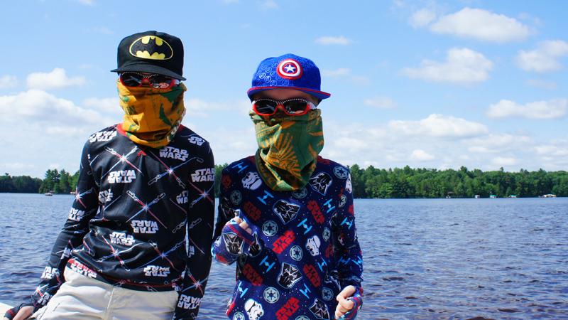 Boys Hoo-Rags in Wisconsin