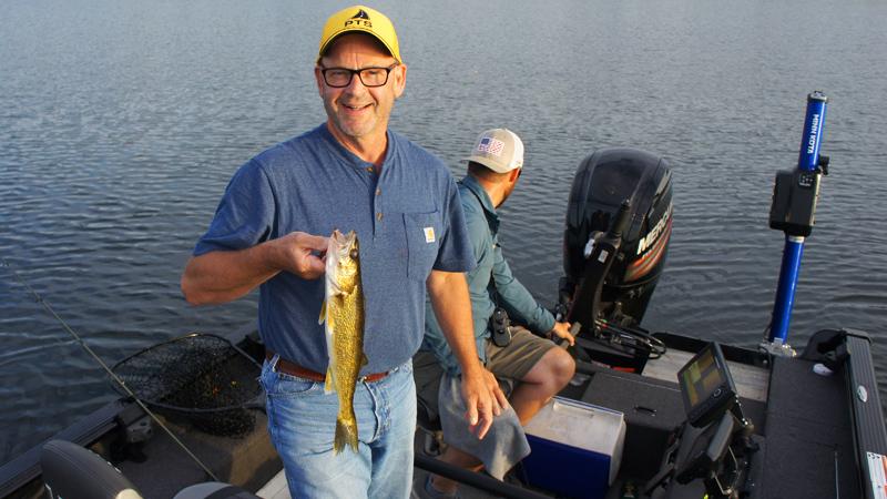 How Do Fish Eyes Work? Wisconsin Walleye.