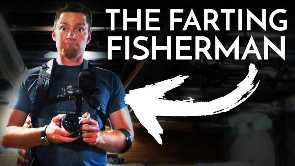 The Farting Fisherman