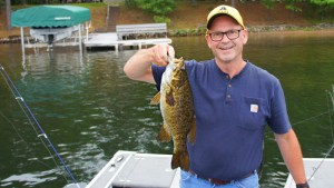 Dad Testing The New Rod I Built Him | Wisconsin Smallmouth