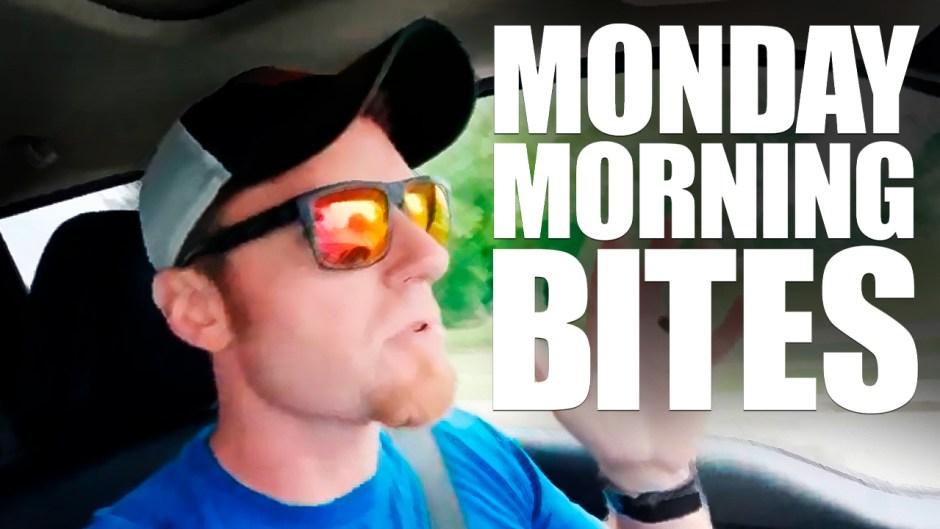Monday Morning Bites Turning Bad Days into Good Fishing 13