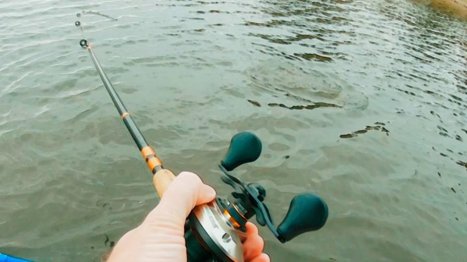 Short #1 Spinnerbait Jon Boat Bass