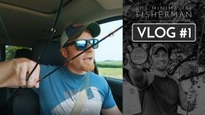 Vlog #1 Fishing Video Vlog