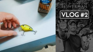 Vlog #2 Do Real People Use Monofilament or Fluorocarbon?
