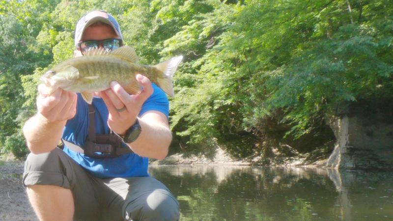 Creek Fishing in Illinois: Hunting Smallmouth Bass
