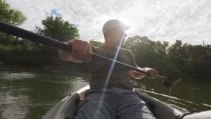 Kayak AJ Hauser Creek Fishing