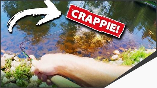 Crappie Fishing Secret